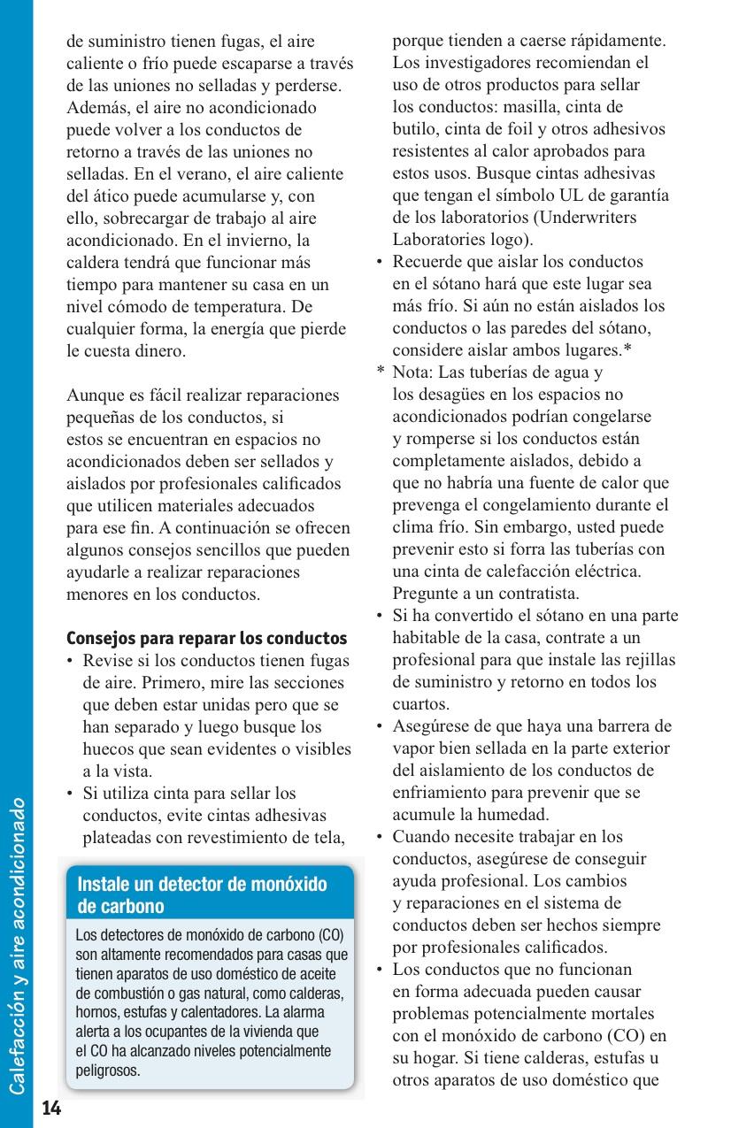 GUIA DE AHORRO EN CASA16