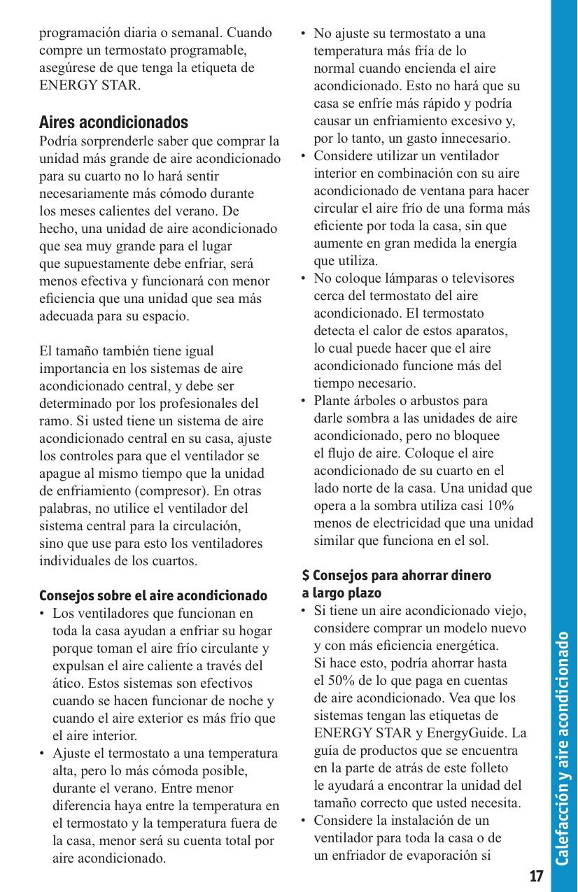 GUIA DE AHORRO EN CASA19