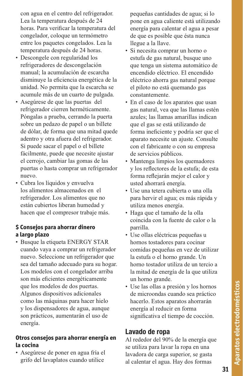 GUIA DE AHORRO EN CASA33